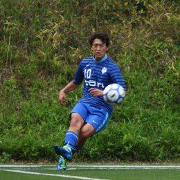 大学サッカーのすゝめ 石川大地(桐蔭横浜大学 法学部)