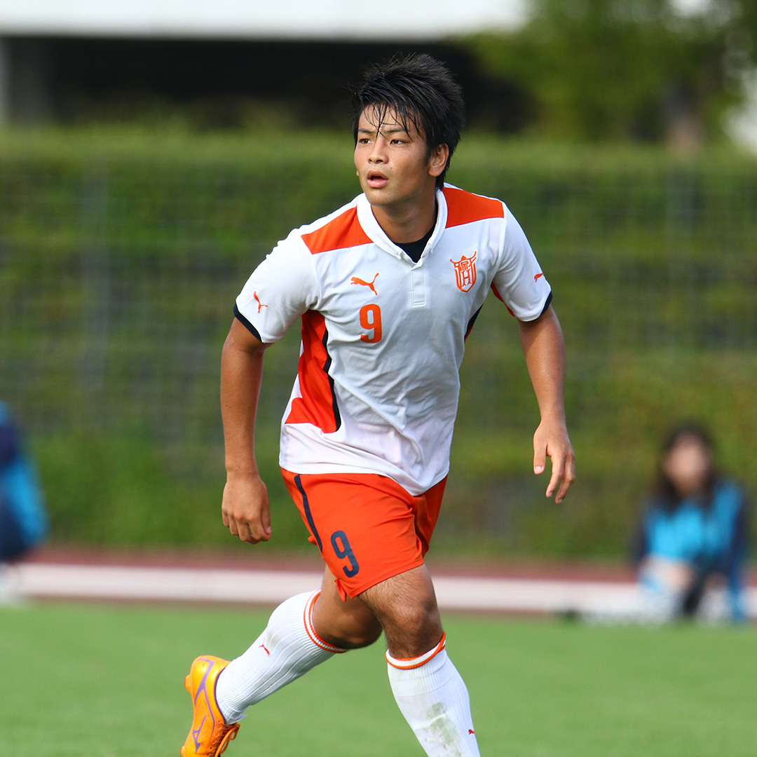 大学サッカーのすゝめ 永戸勝也(法政大学 スポーツ健康学部)