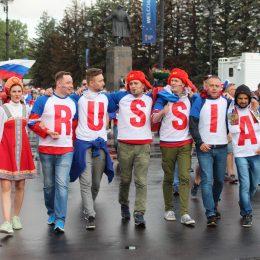 2018ロシア大会グッズをプレゼント!