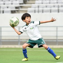 サッカーを通して、何を学んでほしい?