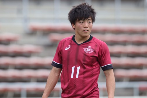 大学サッカーのすゝめ 相馬勇紀(早稲田大学)