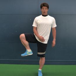 【体幹の鍛え方 ~vol.03~】プレーに生かせる立ち姿勢のトレーニング[応用編]