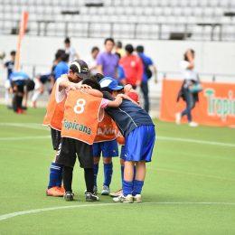 【サカママフェスタin広島】キリン・トロピカーナ soccer MAMA CUP開催!