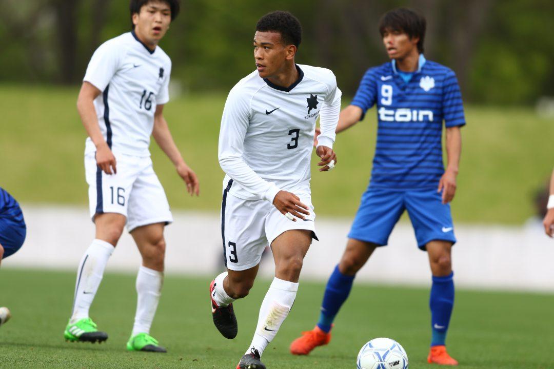 大学サッカーのすゝめ 住吉ジェラニレショーン(国士舘大学)