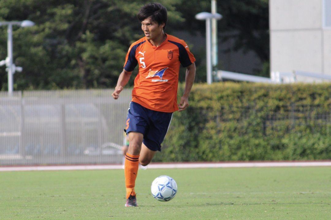 大学サッカーのすゝめ 大西遼太郎(法政大学)