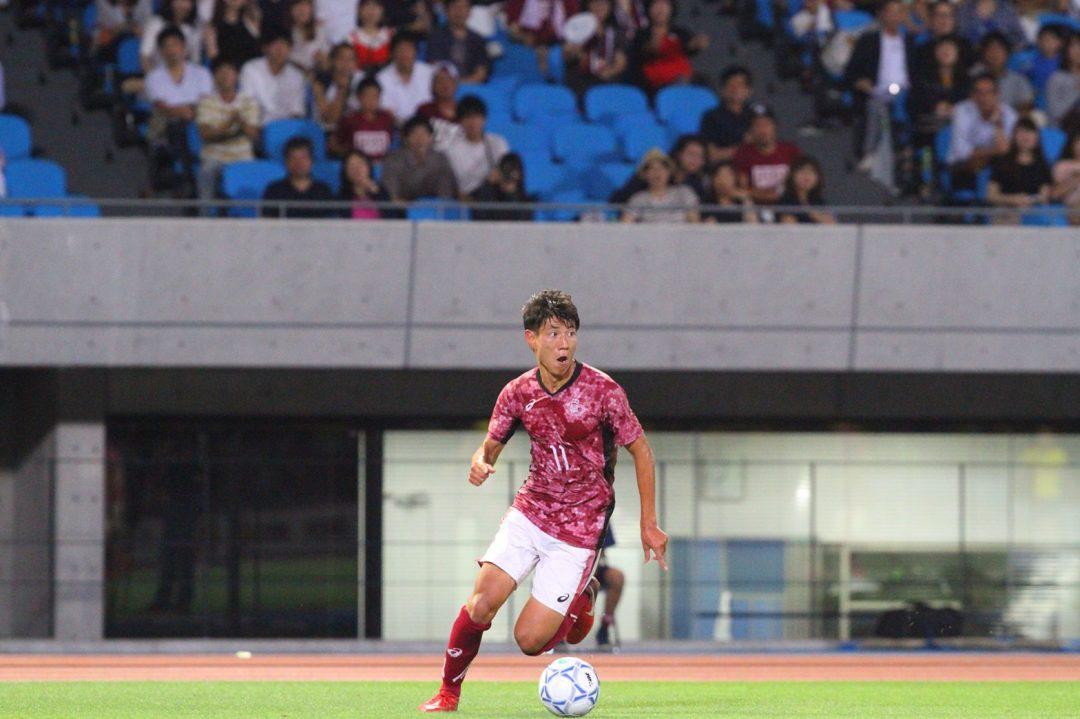 大学サッカーのすゝめ 藤沢和也(早稲田大学)