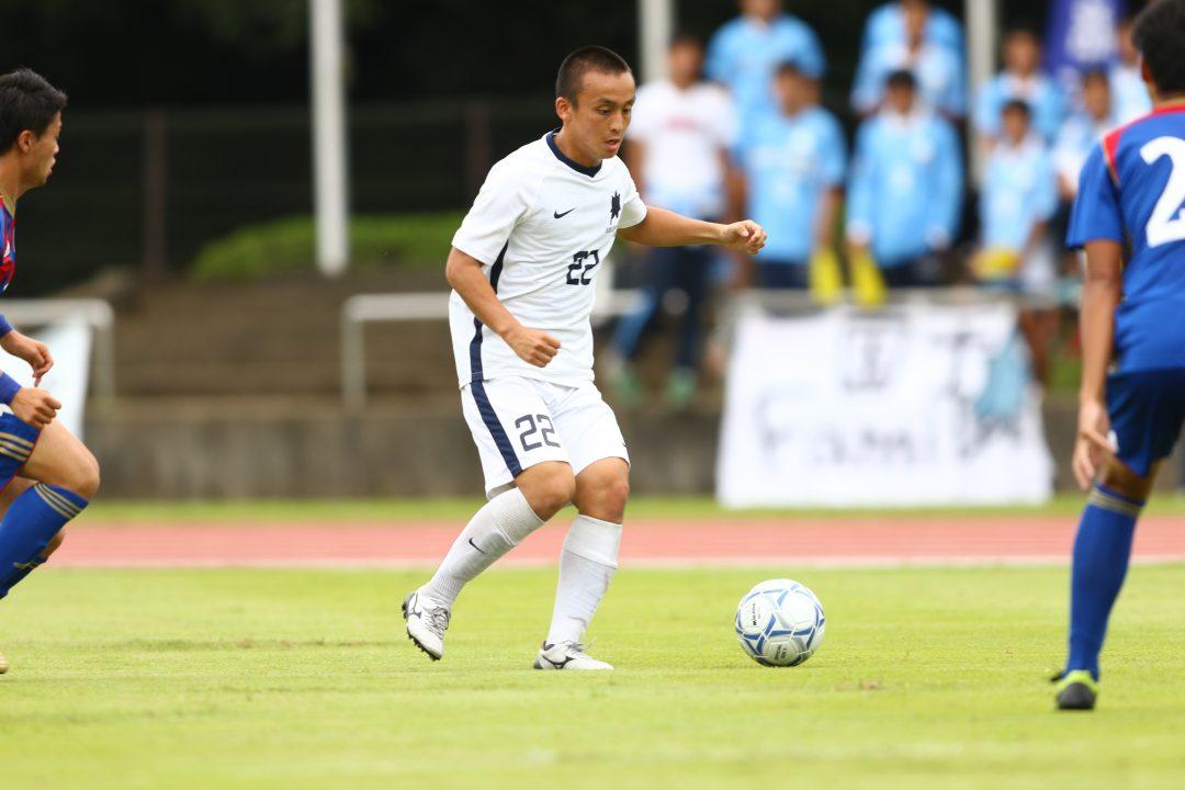 大学サッカーのすゝめ 松岡大智(国士舘大学)