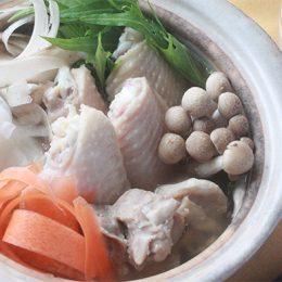 サカママレシピ ―シンプルコラーゲン鍋―
