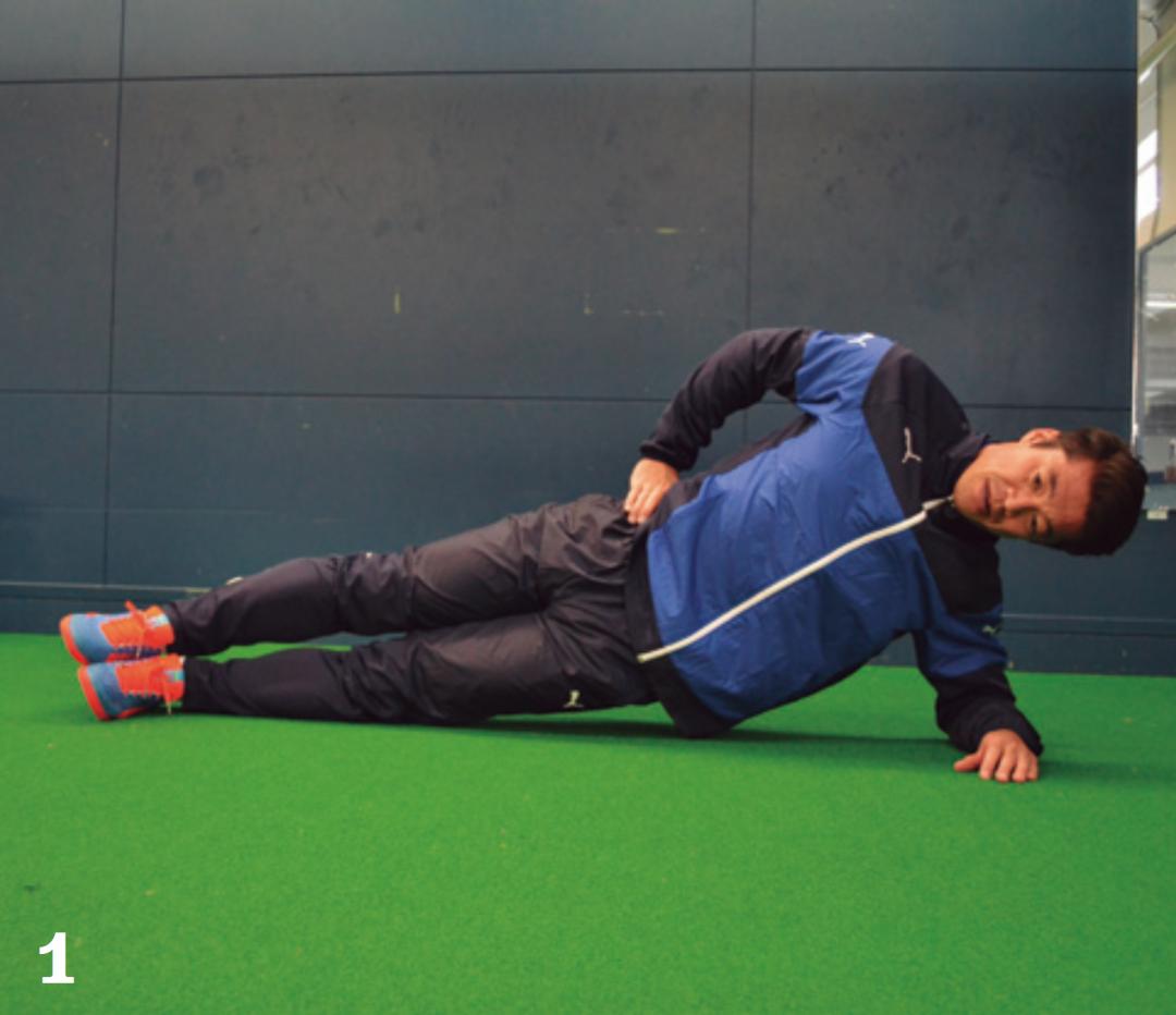 【体幹の鍛え方 ~vol.09~】良質なパスを蹴るための軸足強化トレーニング