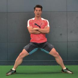 【フィジカルトレーニング ~vol.02~】正しく、速く走るための股関節周りの強化