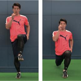 【フィジカルトレーニング ~vol.03~】股関節とハムストリングの強化
