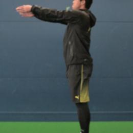 【フィジカルトレーニング ~vol.04~】上半身の強化と肩胛骨周辺の柔軟性