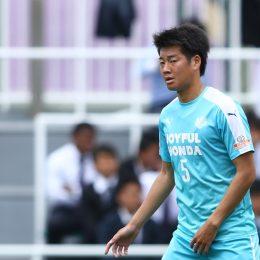 大学サッカーのすゝめ インカレ×高校選手権特別編 鈴木大誠(筑波大学)