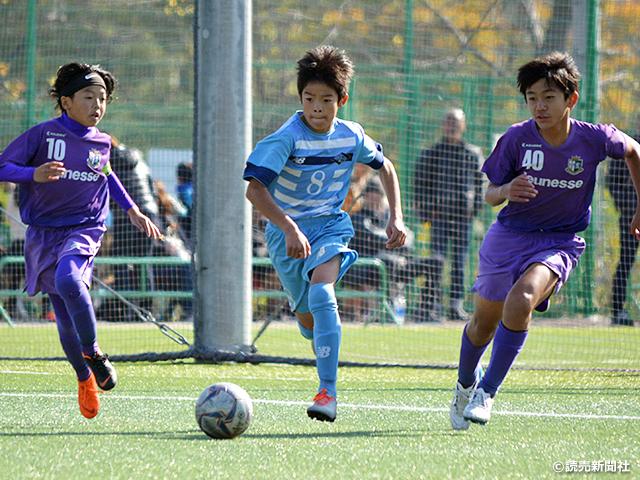 「JFA 第42回全日本U-12サッカー選手権大会」出場チーム&注目選手をPick UP!-関西エリア-