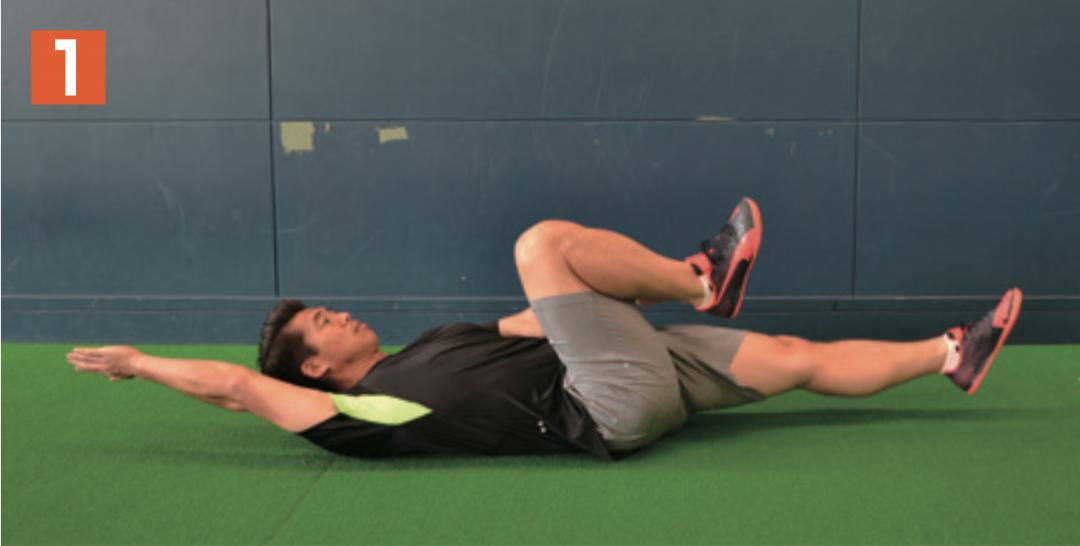 【フィジカルトレーニング ~vol.06~】腹筋と背筋を強化して身体のバランスを養う