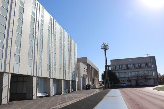 駒澤大学グラウンド