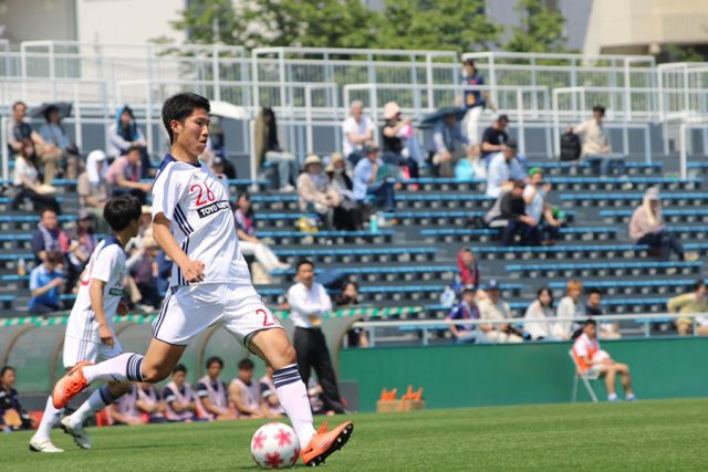 神山京右選手(東洋大学)