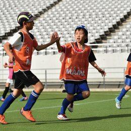 【サカママフェスタin福島】MS&AD soccer MAMA CUP開催!