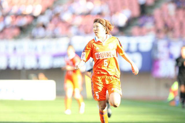 川村優理選手