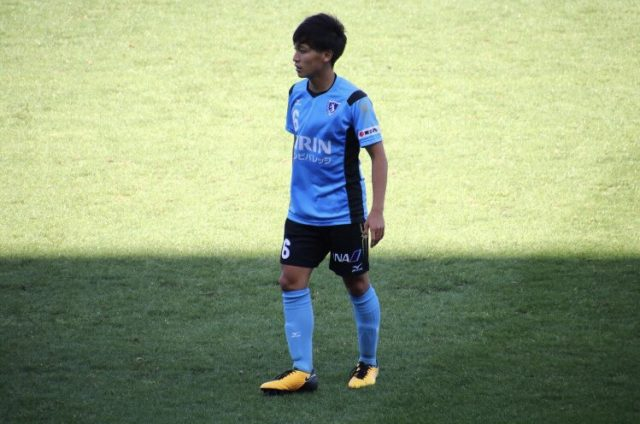 西田一翔選手