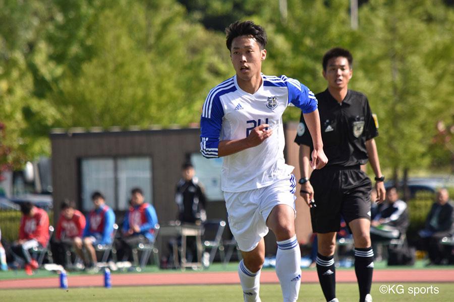 【大学サッカーのすゝめ 2019】vol.08 降旗光星選手(関西学院大学)