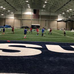 アメリカ少年サッカー記2 段階的に人数を変える育成スタイル