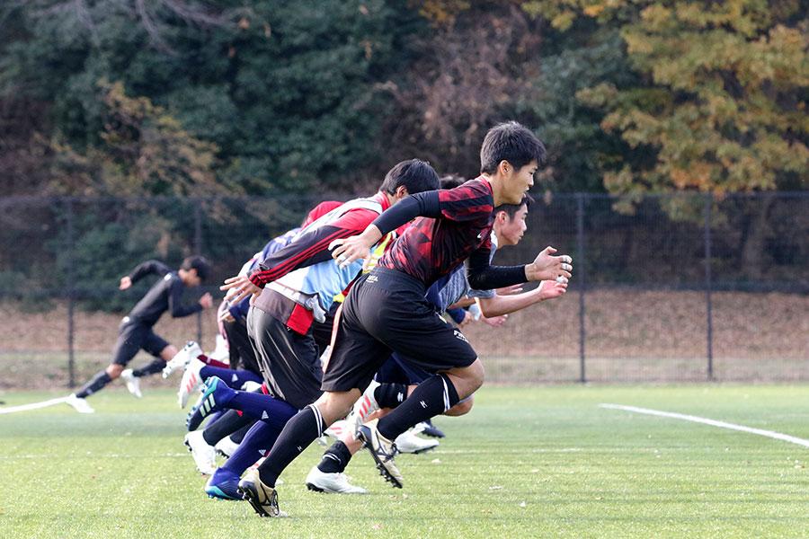 駒澤大高が取り組む、「負けないカラダづくり」とは?