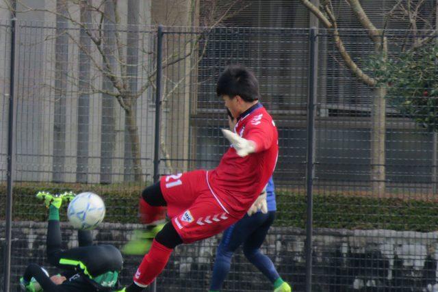 田中 颯選手