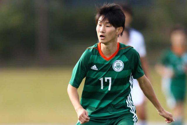 梅村 豪選手