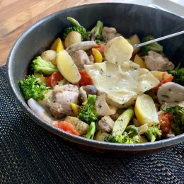 野菜たっぷりレシピで令和スタート✤