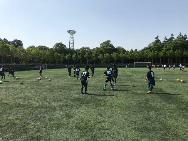 プレジールスポーツクラブ入間Jr.ユース