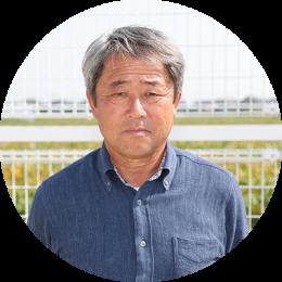 佐賀県サッカー協会 福岡淳二郎さん