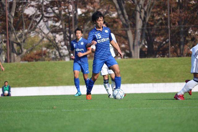 橘田健人選手