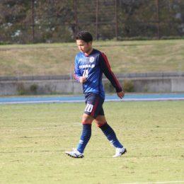 【大学サッカーのすゝめ 2019】vol.22 有水 亮選手(東京国際大学)