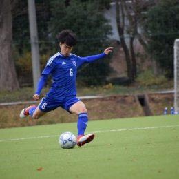 【大学サッカーのすゝめ 2019】vol.26 川原田 湧選手(日本体育大学)