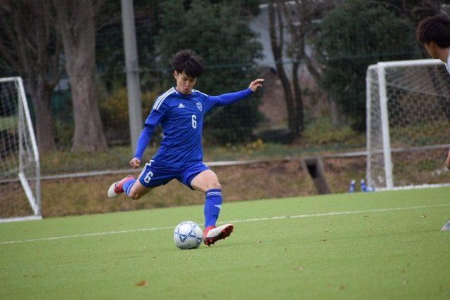 川原田 湧選手