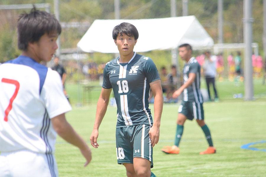 【大学サッカーのすゝめ 2019】vol.28 林田滉也選手(関東学院大学)