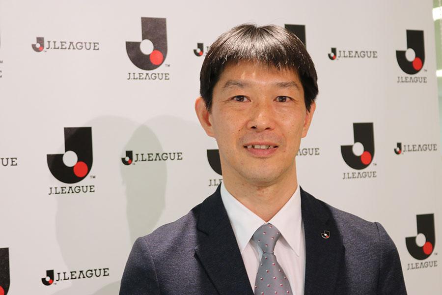 株式会社Jリーグマーケティング代表取締役社長<br>窪田慎二インタビュー