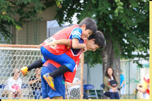 大東建託ふれあいサッカースクールin宮城