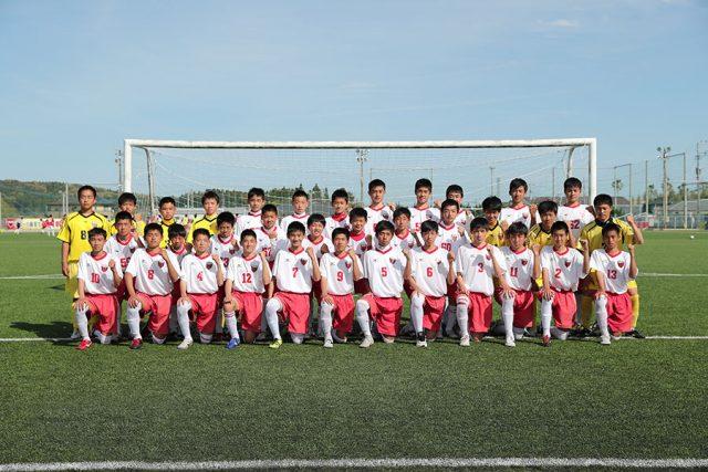日章学園中学校サッカー部