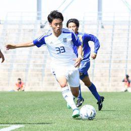 【大学サッカーのすゝめ 2019】vol.32 山見大登選手(関西学院大学)