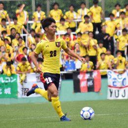 【大学サッカーのすゝめ 2019】vol.33 杉本崇太朗選手(慶應義塾大学)