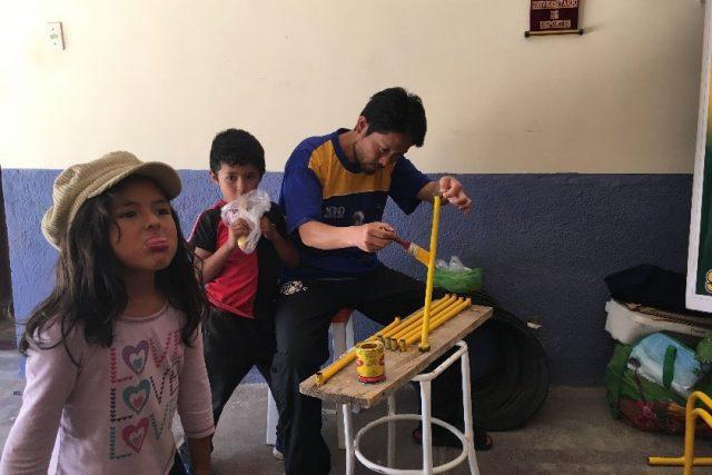 南米ボリビア ユース事情