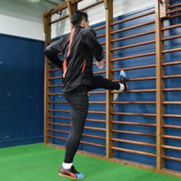 【一歩先を行くフィジトレ!】軸足強化のトレーニング
