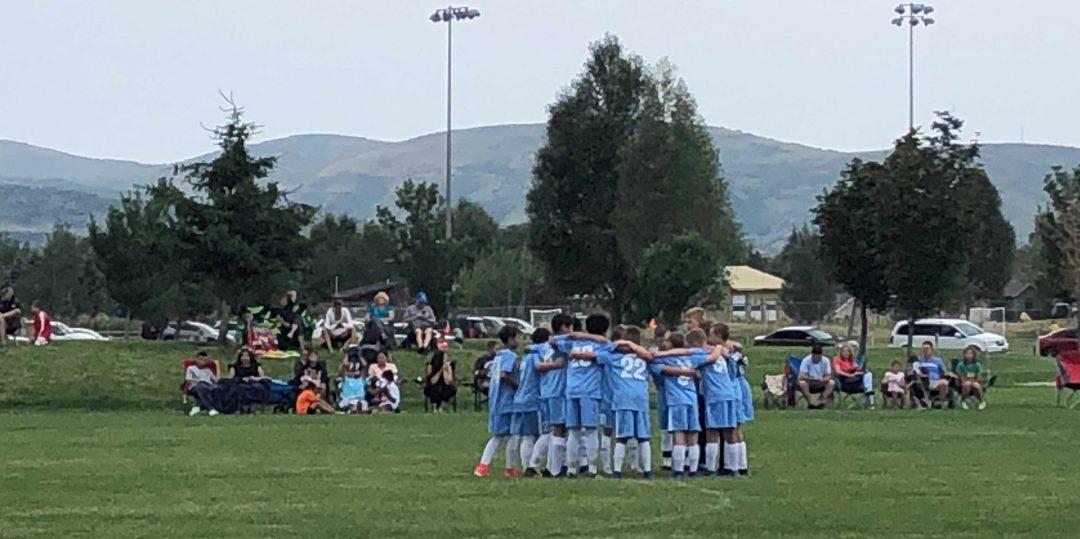 アメリカ少年サッカー記6 家族総出のカップ戦遠征