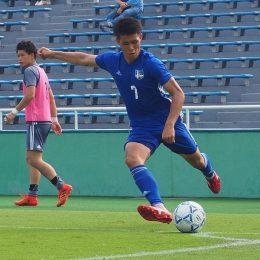 【大学サッカーのすゝめ 2019】vol.39 面矢行斗選手(東海大学)