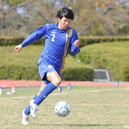 【大学サッカーのすゝめ 2019】vol.42 真瀬拓海選手(阪南大学)