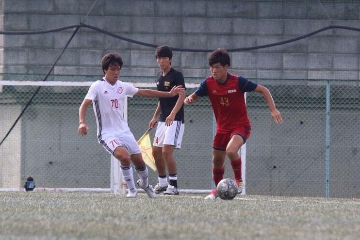 【大学サッカーのすゝめ 2019】vol.44 澤田理玖選手(大阪経済大学)