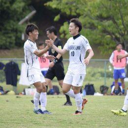 【大学サッカーのすゝめ 2019】vol.50 若山修平選手(桃山学院大学)