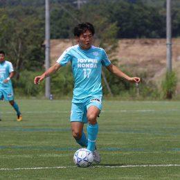 【大学サッカーのすゝめ 2019】vol.59 渡邊 陽選手(筑波大学)